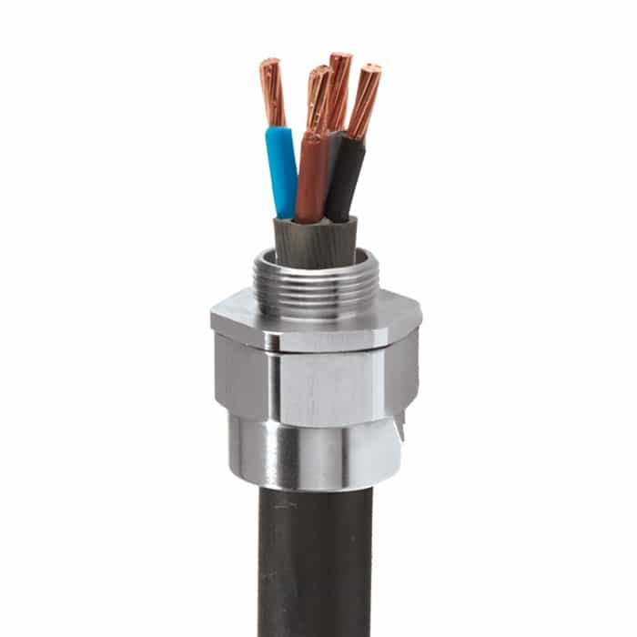 Armoured Cable Glands : Bwl cable glands steel aluminium wire armoured cables