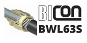 BWL63S Brass Cable Gland Kit – Prysmian Bicon KJ417-60