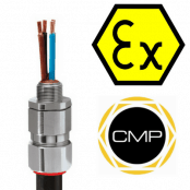 Barrier Cable Glands For SWA & AWA Armoured Cables In Hazardous Areas – CMP PX2KW