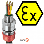 Barrier Cable Glands – Hazardous Areas & Explosive Atmospheres Zone 1, 21 & Zone 2, 22