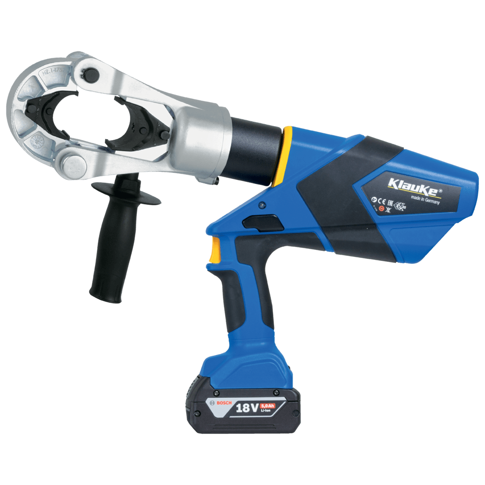 Battery Powered Cable Crimping Tool 10-630sqmm – Klauke EK135FT