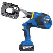Battery Powered Cable Cutting Tool 45mm Dia – Klauke ESG45