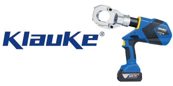 Battery Powered Cable Cutting Tool 48mm Dia - Klauke ESG50