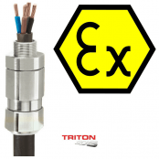 CMP Triton Cable Glands Hazardous Area Ex e Ex d  (IECEx ATEX)
