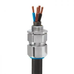 CW Cable Glands - Steel & Aluminium Wire Armoured Cables