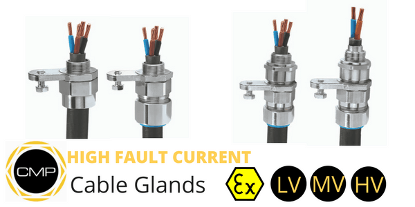 Cable Glands - High Fault Current Cable Glands - CMP