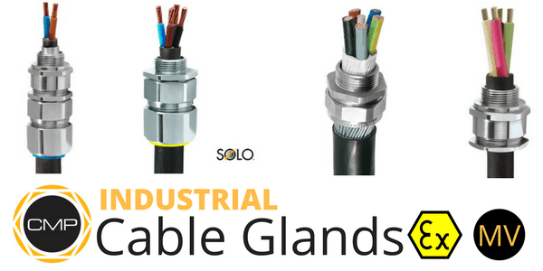 Cable Glands - Industrial Cable Glands - CMP