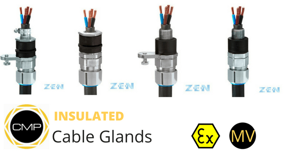 Cable Glands - Insulated Cable Glands - CMP