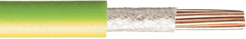 Draka FT Sifer 950i Cable - Zero Halogen, Low Smoke (0HLS®) Single Core Fire Resistant Cables