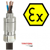 Hazardous Area Explosive Atmosphere Cable Glands (ATEX Zone 1 Zone 2)