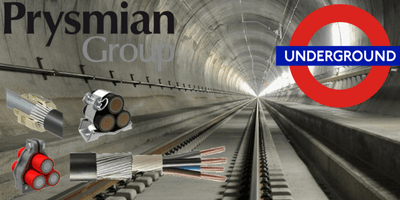 London Underground (LUL) Rail Cables, Glands & Cable Cleats - Fire Resistant