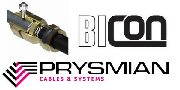 MV HV Cable Glands – Brass CW Prysmian 419CE