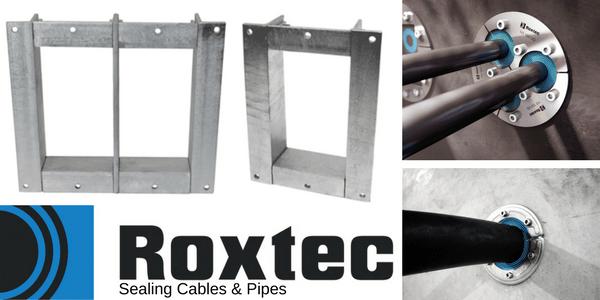 Roxtec B Cable Transit Frames