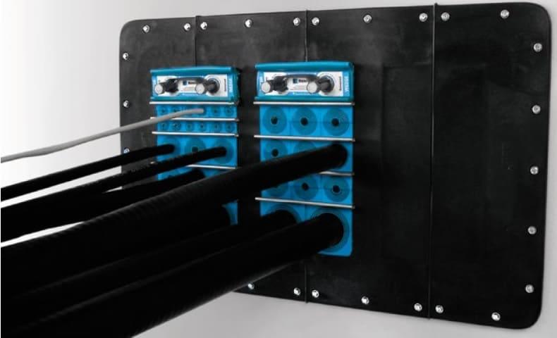 Roxtec ComPlus Cable Transit Frame