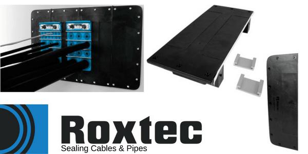Roxtec ComPlus Cable Transit Frames