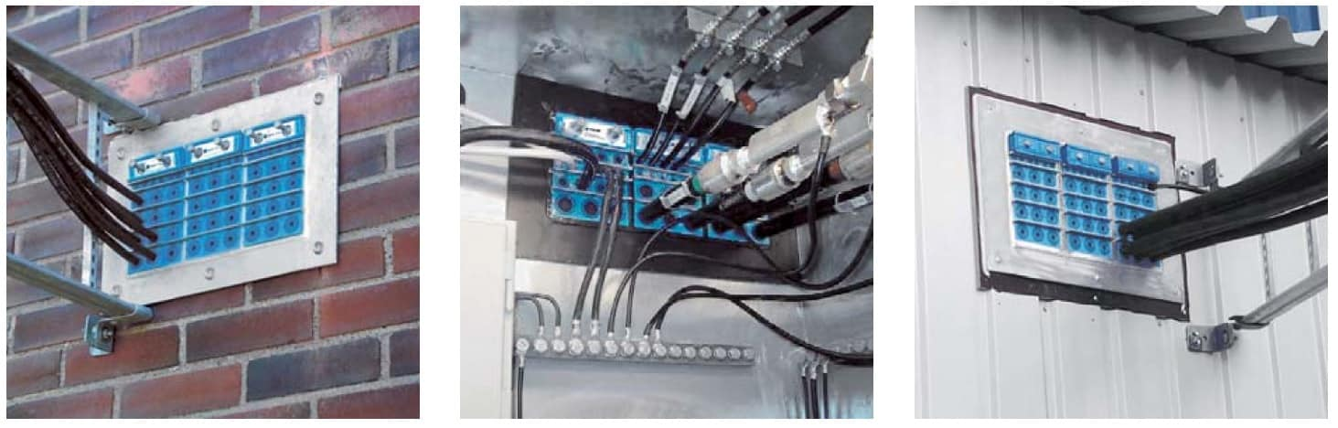 Roxtec G Bolted Ex Cable Transit Frame