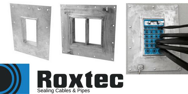 Roxtec GH BG FL 100 Cable Transit Frame
