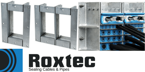 Roxtec GKO Cable Transit Frames