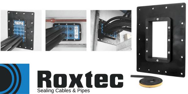 Roxtec KFO Cable Transit Frames