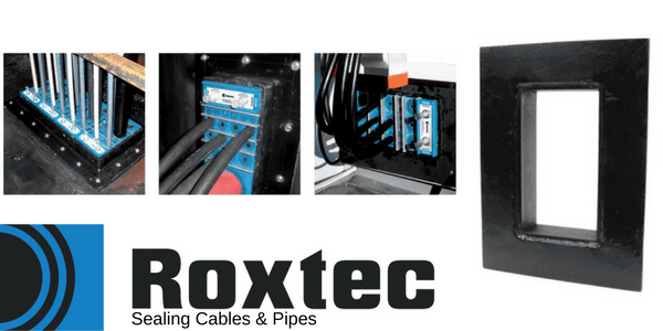 Roxtec SF Cable Transit Frames