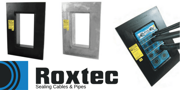 Roxtec SF Welded Ex Cable Transit Frames