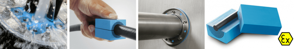 Sealing Cables Ducts