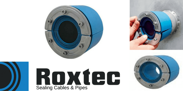 Roxtec RS OMD Cable Transit Frame