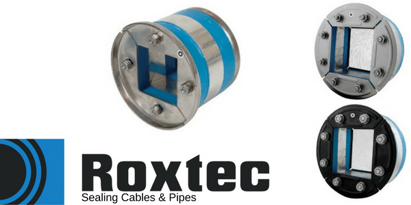 Roxtec R EMC Cable Transit Frame