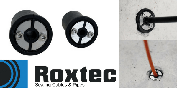 Roxtec End User Inlet Cable Sealing Frame