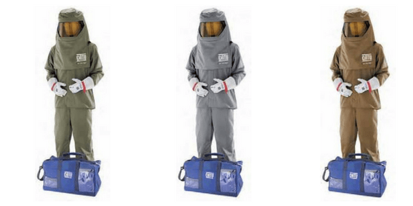 25 Cal Arc Flash Protection - CATU KIT-ARC-25 Clothing & PPE Kits