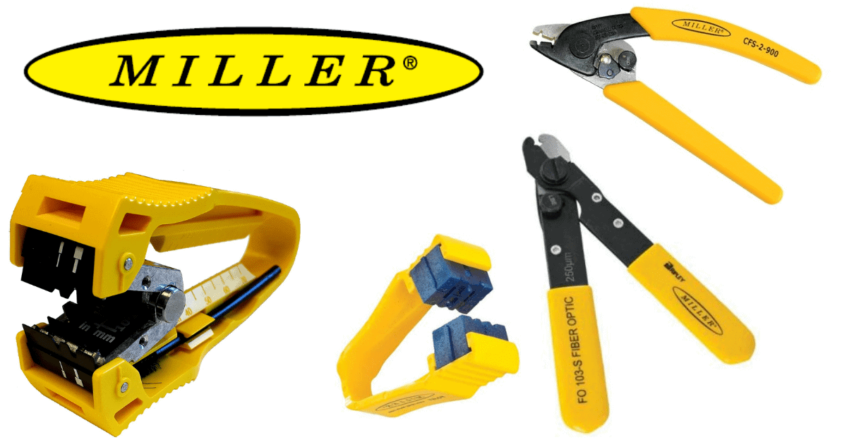 Fibre Optic Cable Splicing, Jointing, Terminating & Stripping Tools