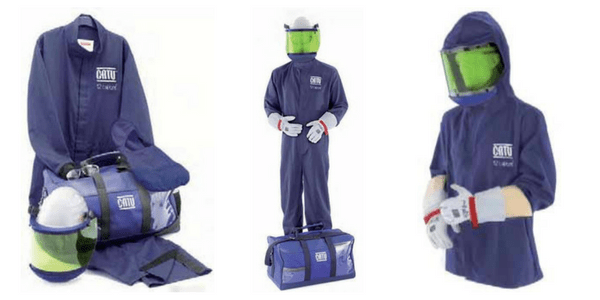 CATU KIT-ARC-12 Arc Flash Protective Clothing Kits 12 Cal