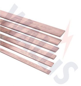 Bare Copper Earthing Tapes