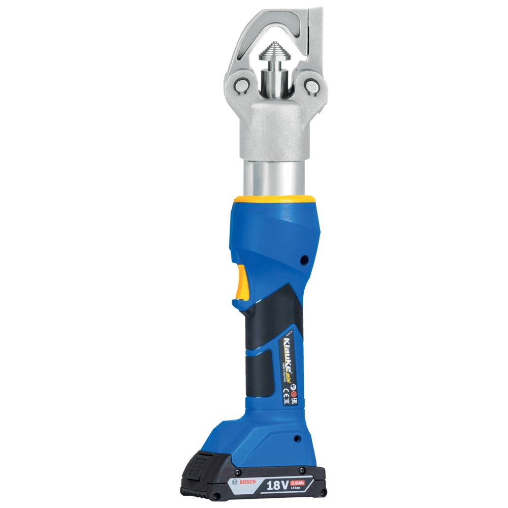 Battery Powered Cable Crimping Tool 10-240sqmm - Klauke EKM60ID