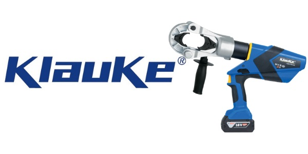 Battery Powered Cable Crimping Tool 10-630sqmm - Klauke EK135FT