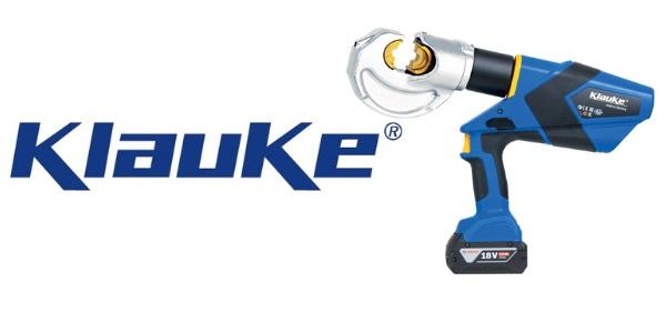 Battery Powered Cable Crimping Tool 16-400sqmm – Klauke EK120/32