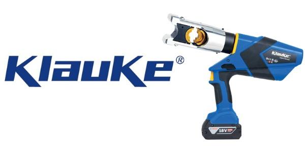 Battery Powered Cable Crimping Tool 16-400sqmm – Klauke EK120U