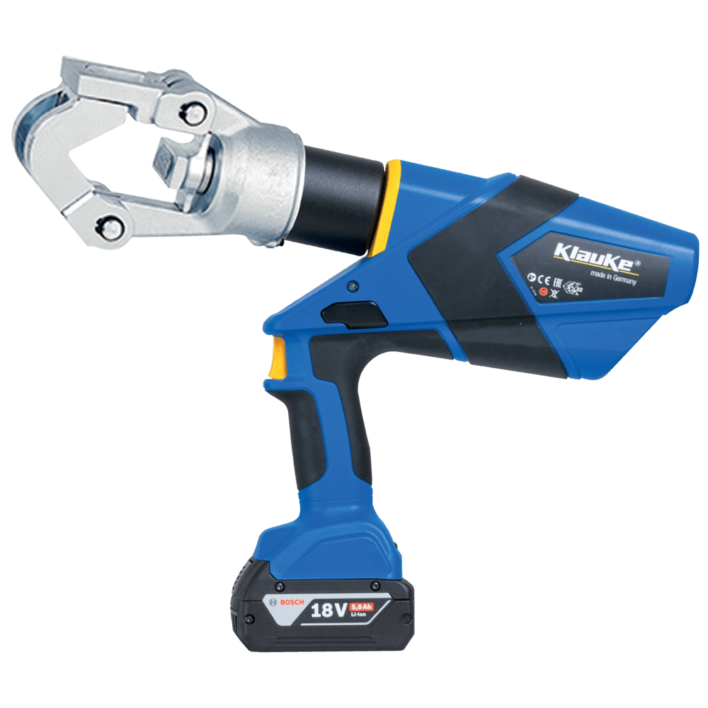 Battery Powered Cable Crimping Tool 35-500sqmm - Klauke EK120ID