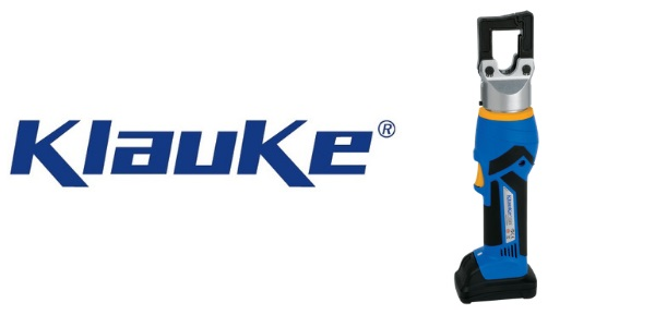 Battery Powered Cable Crimping Tool 6-150sqmm - Klauke EK35/4ML