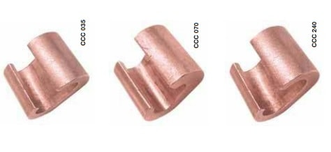 C Crimp Connectors | Copper |