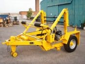 Cable Drum Trailers Up To 3200mm Diameter Drums – SEB CD210S
