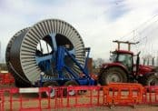 Cable Drum Trailers Up To 4540mm Diameter Drums – SEB CD360S