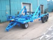 Cable Drum Trailers Up To 5000mm Diameter Drums – SEB CD900S