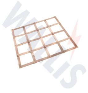 Earth Mats - Solid Copper Earthing Mats