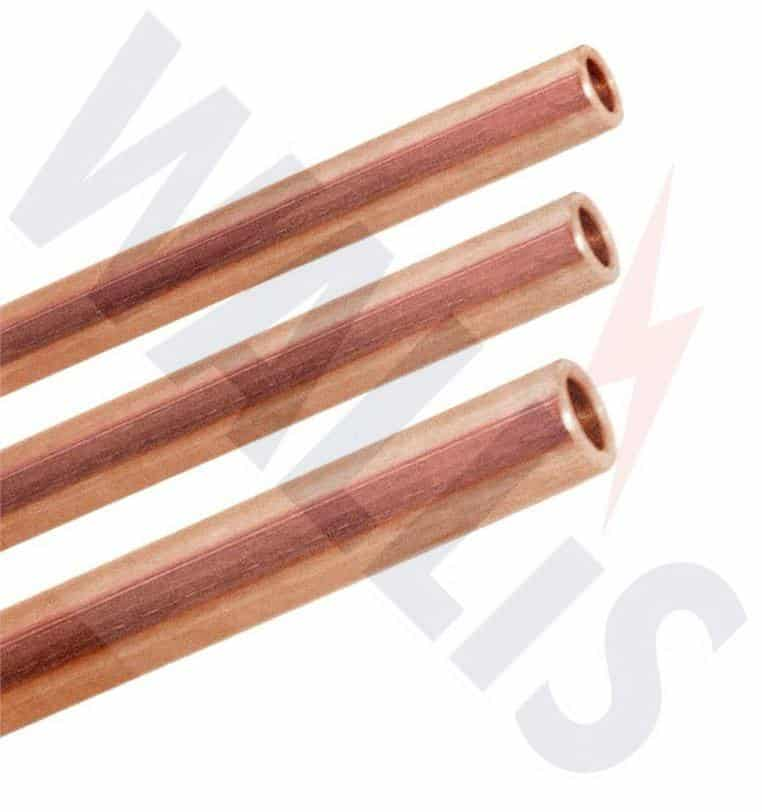 Earth Rods Solid Copper