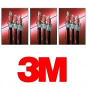 3M 92-EX610-6 – HV Inner Cone Plug 630Amps