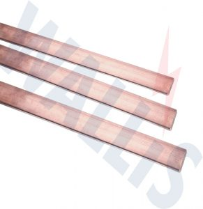 Hard Drawn Copper Earth Bars