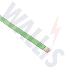 LSF Low Smoke Zero Halogen Covered Copper Earthing Tapes