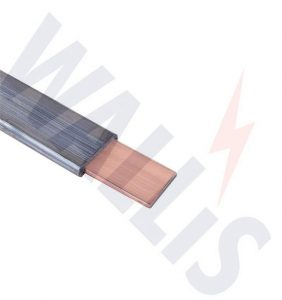 Lead Covered Copper Earthing Tapes