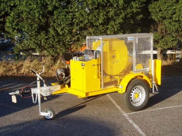 3 Tonne Cable Winch